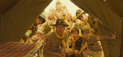 Wes Anderson's 'Moonrise Kingdom' earns raves at Cannes
