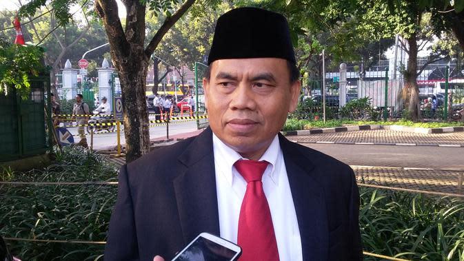 Sekda DKI Jakarta Saefullah (Delvira Chaerani)
