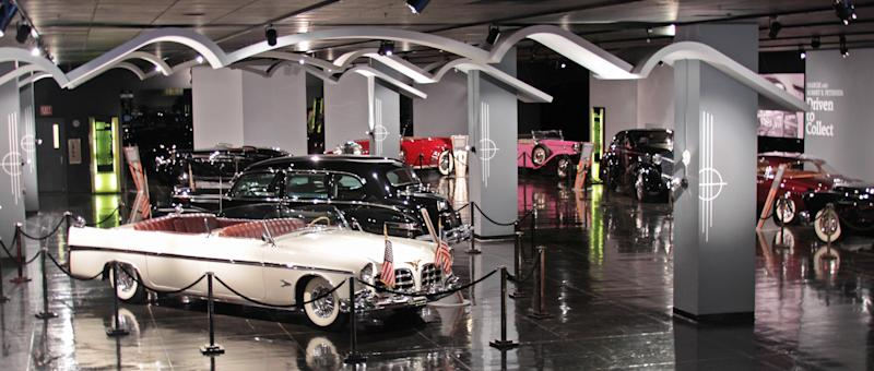 Car Museum to Spend $100 Million on Books?