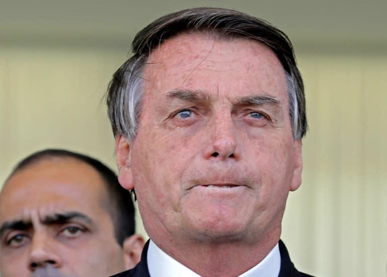 Bolsonaro slams 'cancer' of environmental NGOs