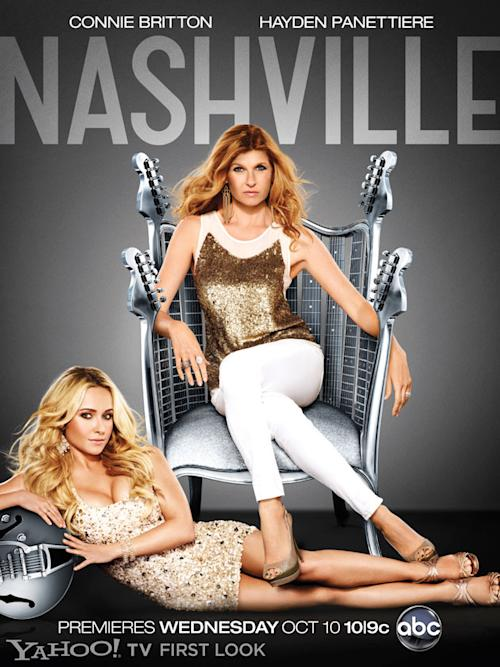 ABC's 'Nashville' official poster art unveiled [Exclusive Photo]