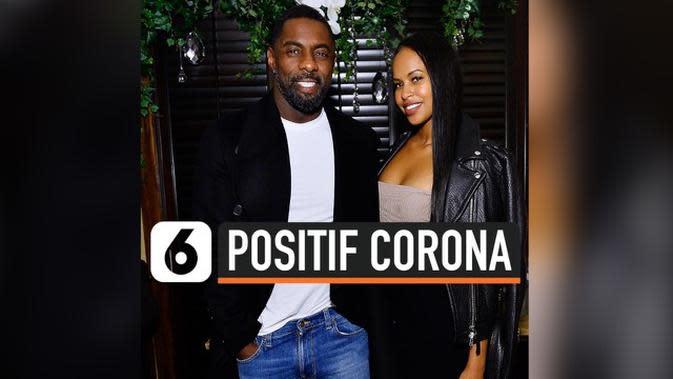 VIDEO: Istri Idris Elba Positif Terinfeksi Virus Corona