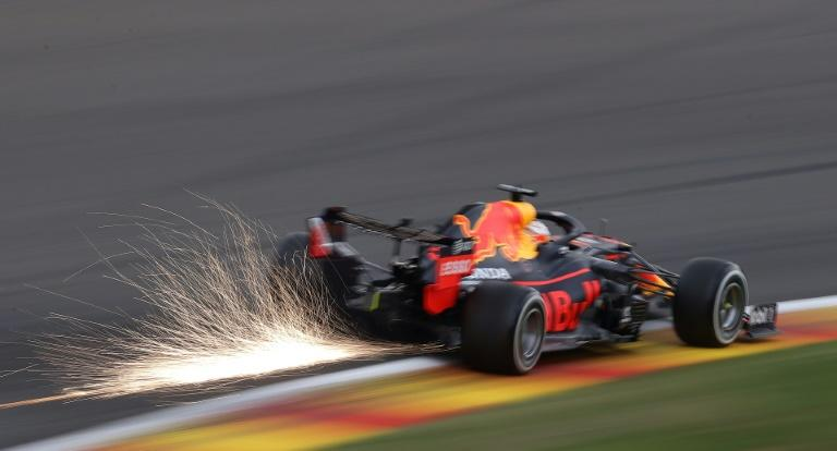 Verstappen is hot while Mercedes form cools