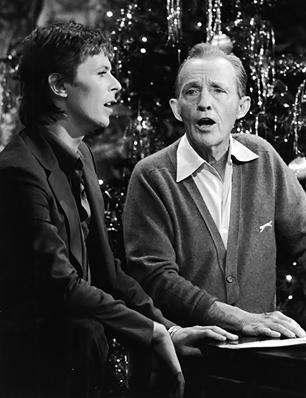 Week in Rock History: David Bowie and Bing Crosby Share a Strange Duet