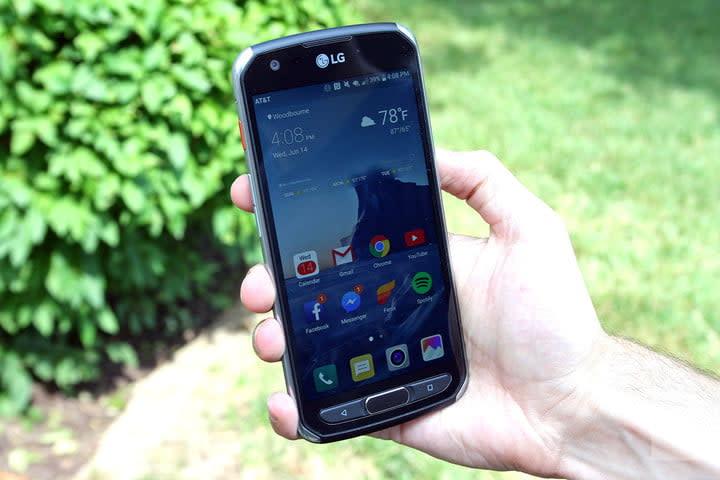 LG Venture X phone