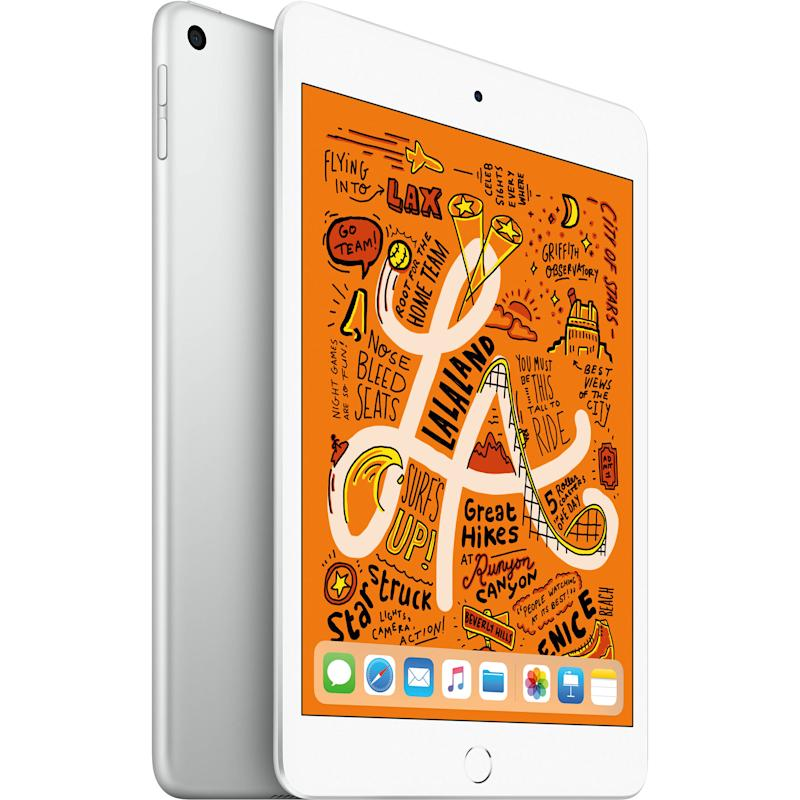 "Apple iPad Mini 5 7.9"" 256GB. Image via The Source."