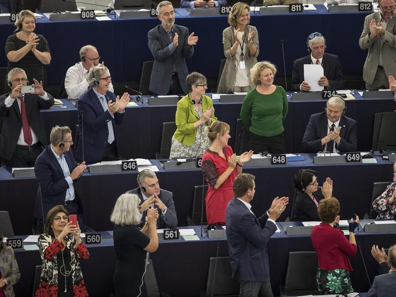 歐洲議會表決通過 大舉懲處匈牙利