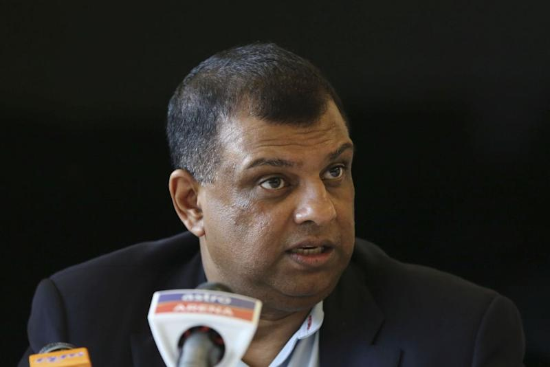 Tan Sri Tony Fernandes said today he wants to shut down his Twitter account because he finds that social media has become an angry place. — Picture by Yusof Mat Isa
