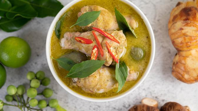 Ilustrasi soto ayam (Photo on Pixabay)