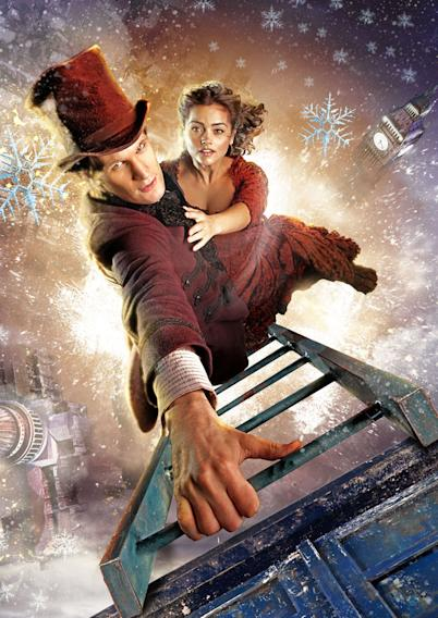 """Doctor Who"" Christmas special (Tuesday, 12/25 at 9 PM on BBC America)"