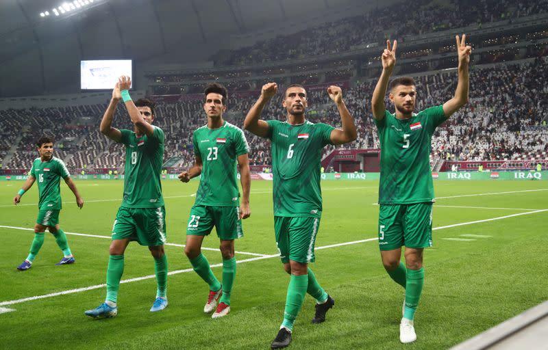 Gulf Cup - Group A - United Arab Emirates v Iraq
