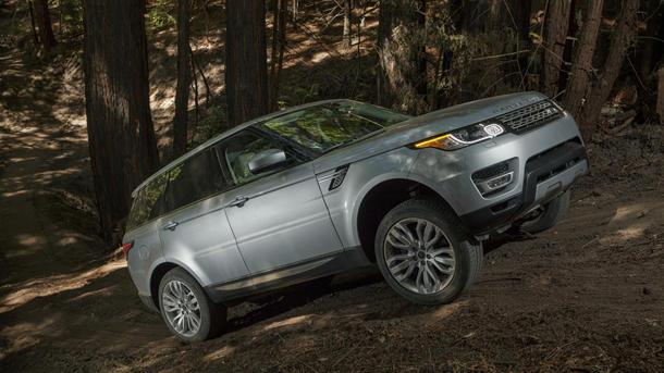 2014 Range Rover Sport, the CEO's rock crawler: Motoramic Drives