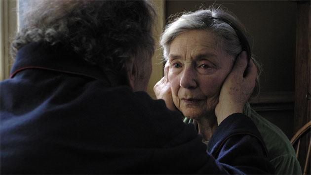 'Amour,' 'The Master' honored by Los Angeles Film Critics Association