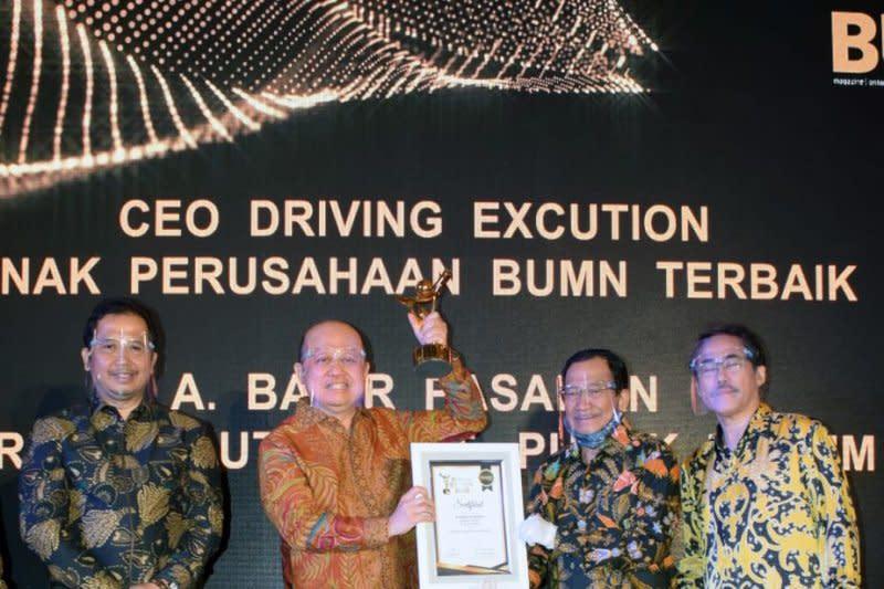 Pupuk Kaltim raih penghargaan Anugerah BUMN 2020