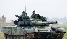 接軌北約 捷克T-72M4 CZ再升級