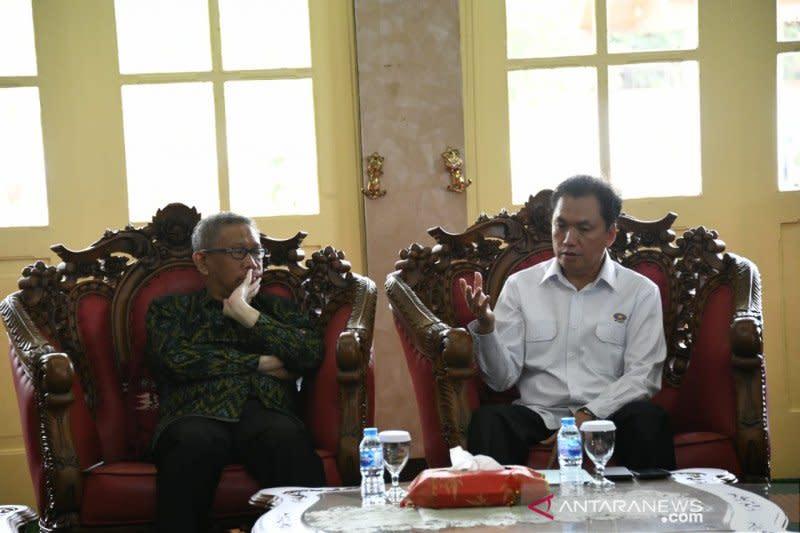 Kepala BPH Migas temui Gubernur Kalbar, bahas pipa trans Kalimantan