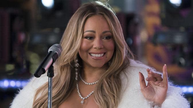 Mariah Carey(DON EMMERT / AFP)