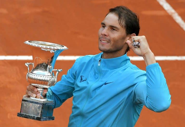 Italian Open tennis in Rome pushed forward to September 14 start