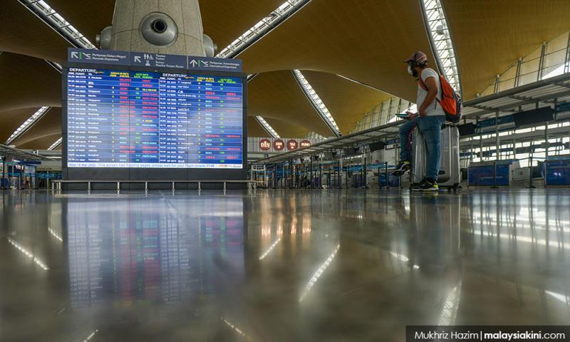 HK bans flights from KL after transit passengers test positive for Covid-19