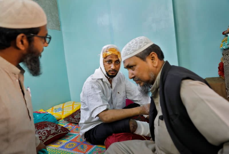 A mob out for blood: India's protests pit Hindus against Muslims