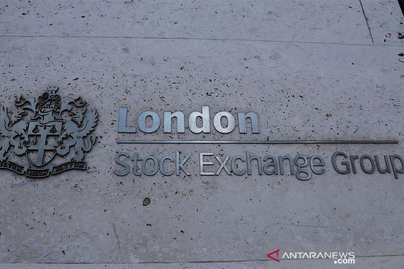 Saham Inggris berbalik melemah, indeks FTSE 100 tergerus 1,00 persen