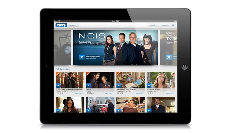 CBS Weighs Options for Live Mobile TV