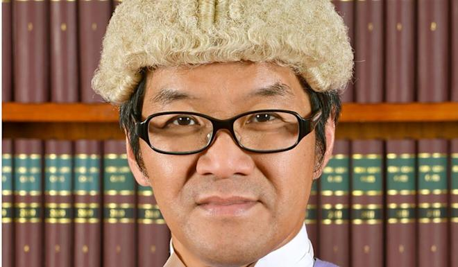 District Judge Kwok Wai-kin has been barred from handling political cases. Photo: Handout