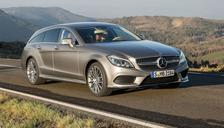 2016 M-Benz CLS Shooting Brake
