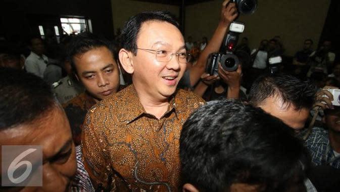 Ahok mengaku lebih nyaman melenggang di Pilkada DKI apabila PDIP mendukungnya