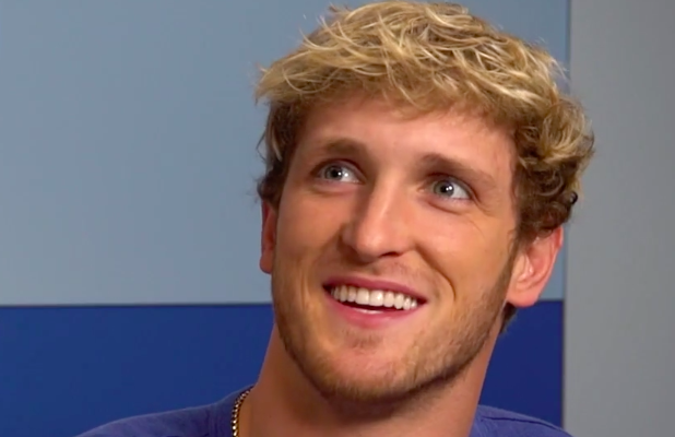 Logan Paul Says YouTubers Have It Lucky Trying to Create Content Mid-Pandemic (Video)