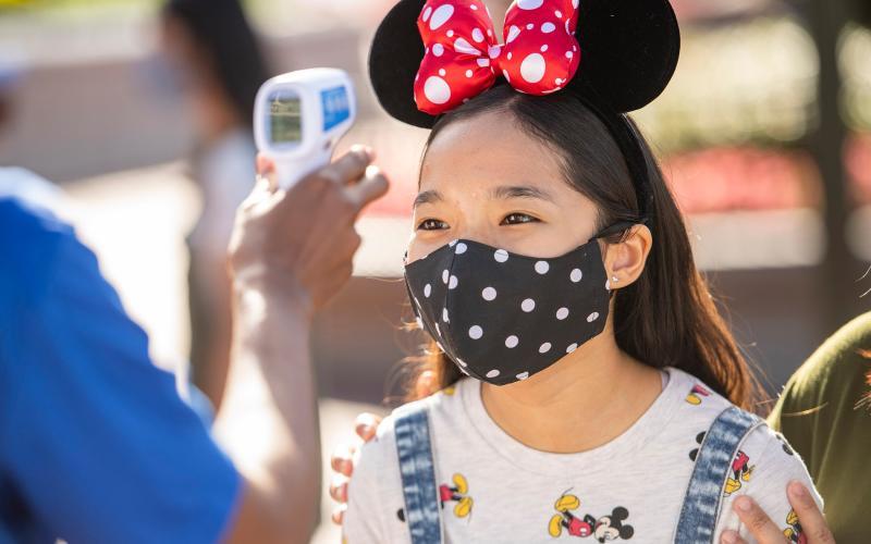 Disney World Orlando - getty