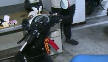 熊貓外送員緊急煞車倒地 安全帽鬆脫頭部重創不治