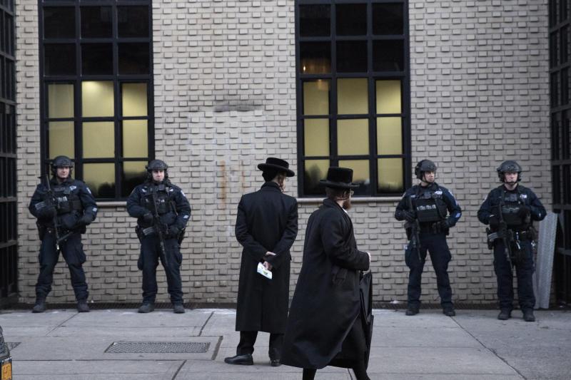 Attacked During Hanukkah