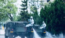 防軍中武肺群聚事件再起 國防部成立「國軍疫情指揮中心」