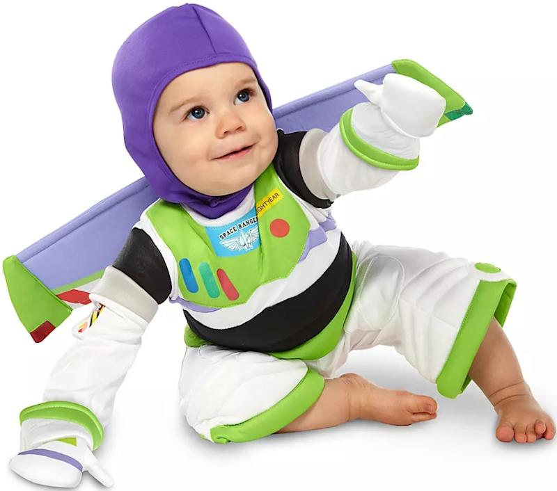 Buzz Lightyear Costume for Baby (Photo via ShopDisney.com)