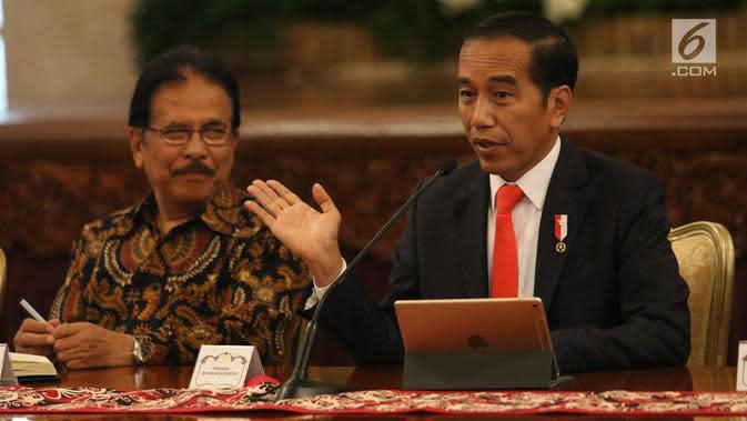 Jokowi: Keputusan Tak Pulangkan WNI Eks ISIS Sudah Bulat