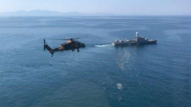 Mengejutkan, Jerman Serukan Uni Eropa Bantu Yunani Perangi Turki