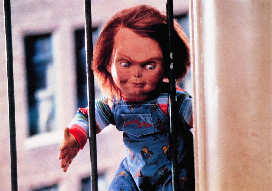 Creepy Movie Dolls - Chucky