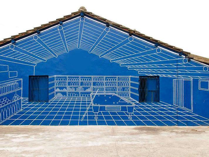 中堡藍晒圖