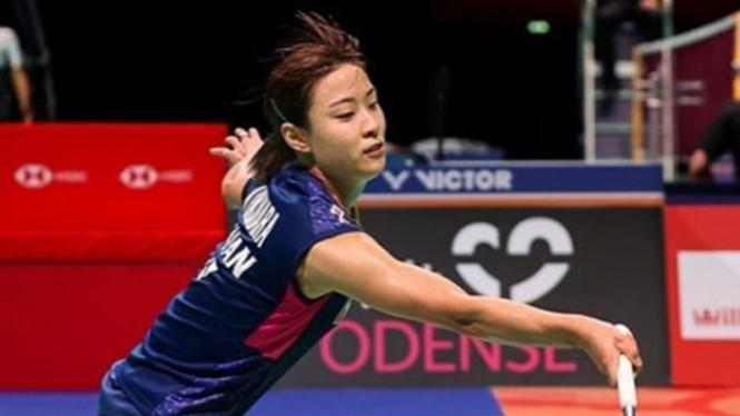 Misi Balas Dendam Nozomi Okuhara di Final Denmark Open 2020