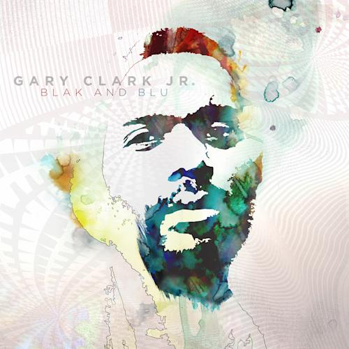 "This CD cover image released by Warner Bros. Records shows the latest release by Gary Clark Jr., ""Blak and Blu."" (AP Photo/Warner Bros. Records )"