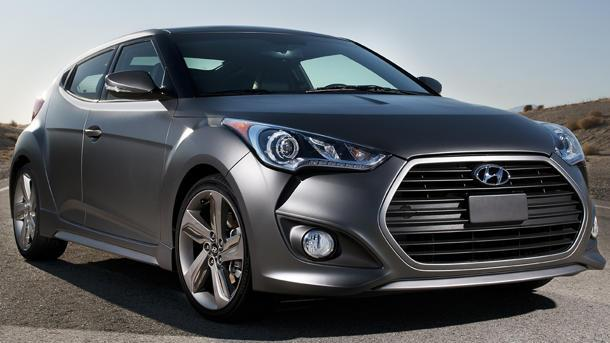 Hyundai Veloster Turbo's matte-black paint comes with long list of dos and don'ts