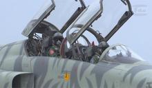 家屬指F5E「總警告燈」亮還要飛 國防部否認