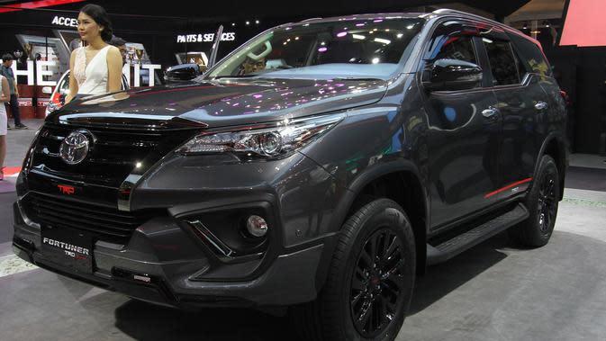 Top3 Berita Hari Ini: Sosok Toyota Fortuner Baru dan Harga Motor Bekas Yamaha NMax Turun