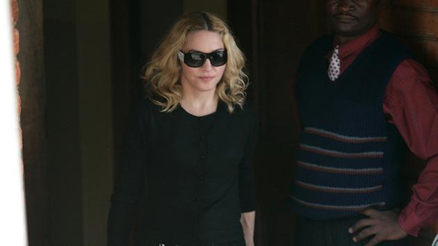 Madonna's Like a Diva, Malawi Officials Say