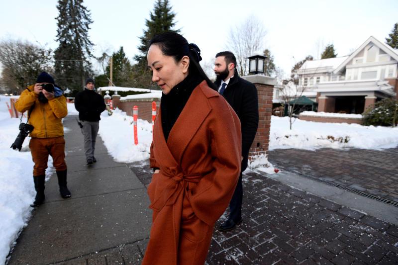 Lawyers for Huawei CFO call Canada prosecutor's arguments 'circular'