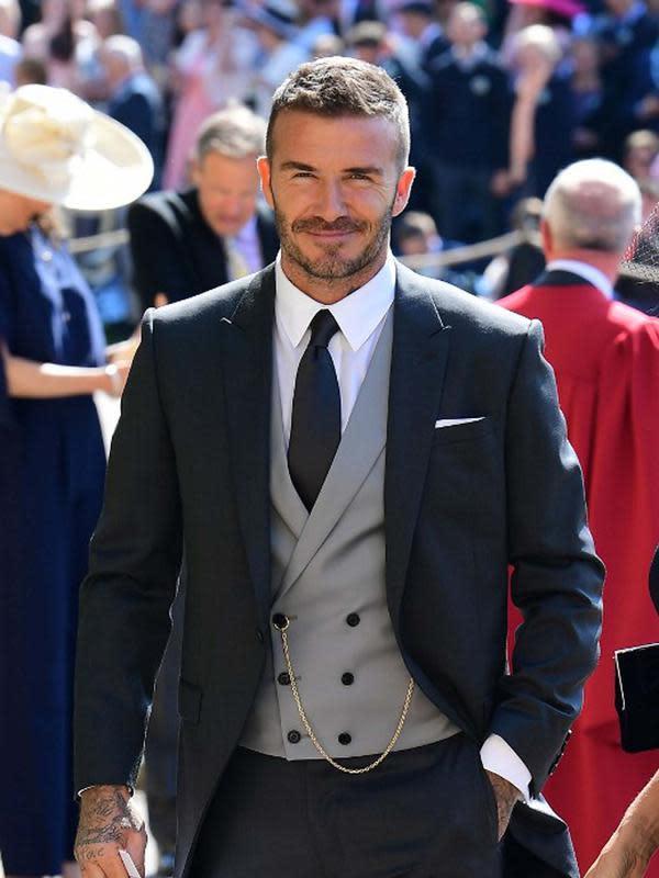 David Beckham (AFP/Chris Radburn)