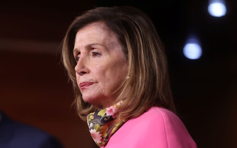 Pelosi, Mnuchin open door to narrower COVID-19 aid through 2020