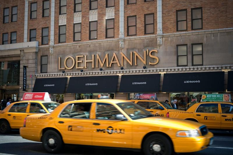 A Loehmann's department store in New York