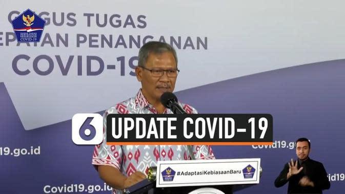 VIDEO: Pasien Sembuh Covid-19 di Indonesia 534 Orang